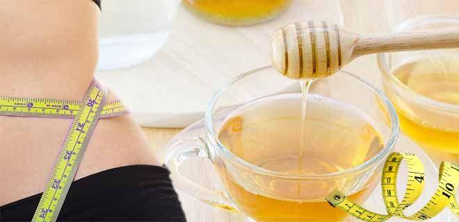 Медовой воды для похудения