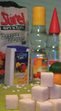 Сахароза: свойства и применение, строение и отличие от глюкозы