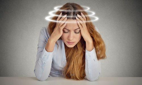 При внутримышечном введении лекарства наблюдаются редкие и быстро проходящие симптомы, например, головокружение