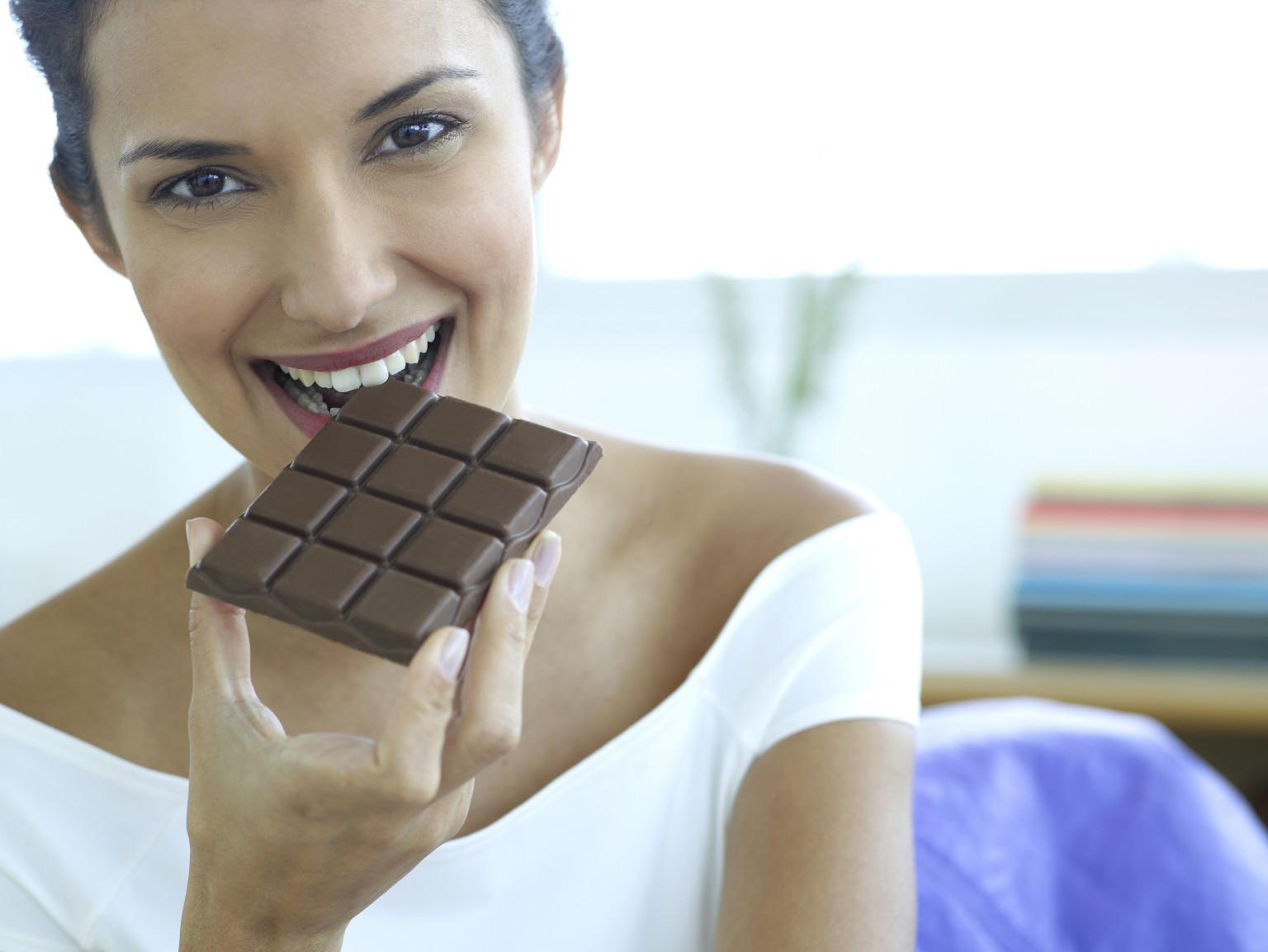 Употребление шоколада при диабете