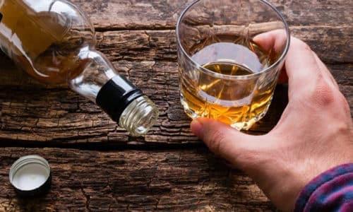 Чтобы избежать негативных последствий для организма, на время лечения пациентам необходимо отказаться от употребления алкогольной продукции