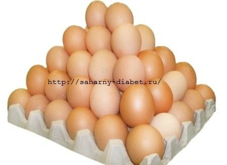 Сколько яиц можно есть при сахарном диабете 2 типа thumbnail