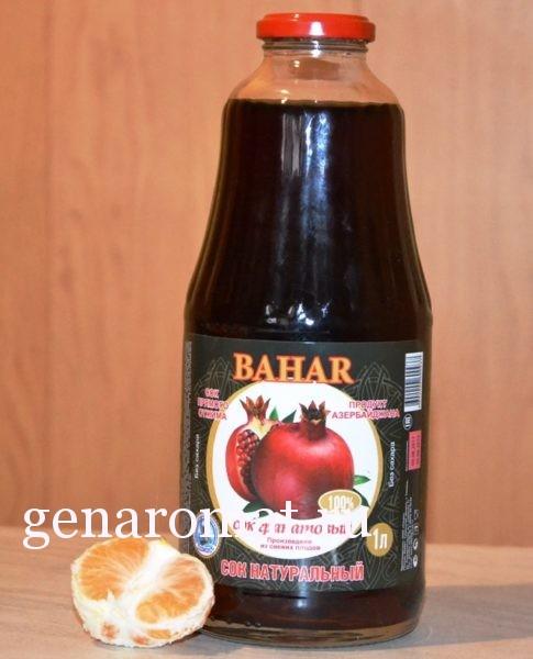 Польза гранатового сока давно доказана.