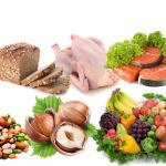 Продукты с низким холестерином2