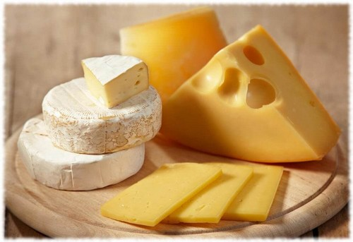Нежирные сорта сыра