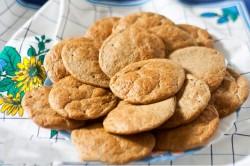 Диетическое печенье с кешью